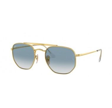 Okulary przeciwsłoneczne RAY-BAN RB 3648 001/3F 54 THE MARSHAL