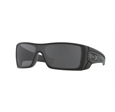 OAKLEY OO9101 04 BATWOLF MATTE BLACK