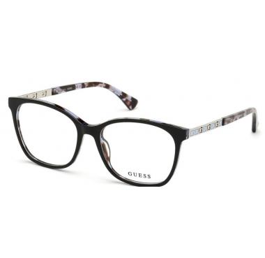 Okulary korekcyjne GUESS GU 2743 55 001