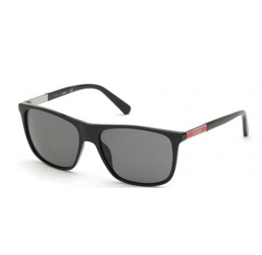 Okulary przeciwsłoneczne GUESS GU 6957 58 01D
