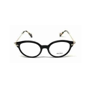 Okulary korekcyjne MIU MIU VMU 04P 50 1AB-101