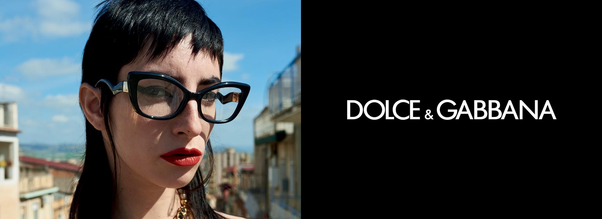 Okulary marki Dolce&Gabbana
